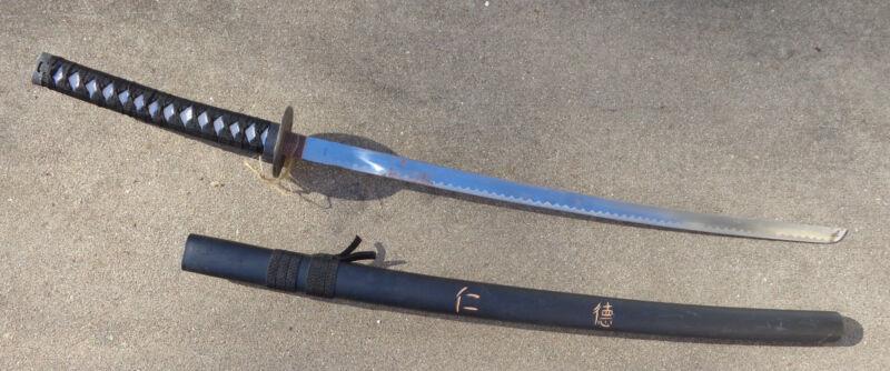 modern Chinese replica samurai sword