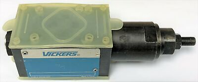 Vickers Dgmx1-3-pp-bw-s-40 Systemstack Pressure Reducing Module Hydraulic Valve