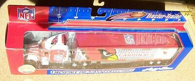 2005 Arizona Cardinals tractor-trailer truck semi NFL  for sale  Shipping to Canada