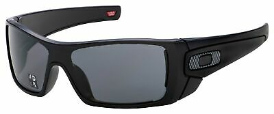Oakley Batwolf Sunglasses OO9101-04 Matte Black | Grey Polarized Lens