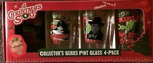 A Christmas Story Collector Pint Glasses