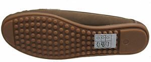 Ladies Womens Slip On Moccasin Flat Deck Boat Loafers Shoes Sizes UK 3 4 5 6 7 8