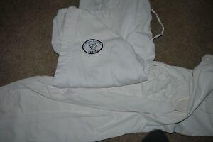 Karate Uniform (White-Century)