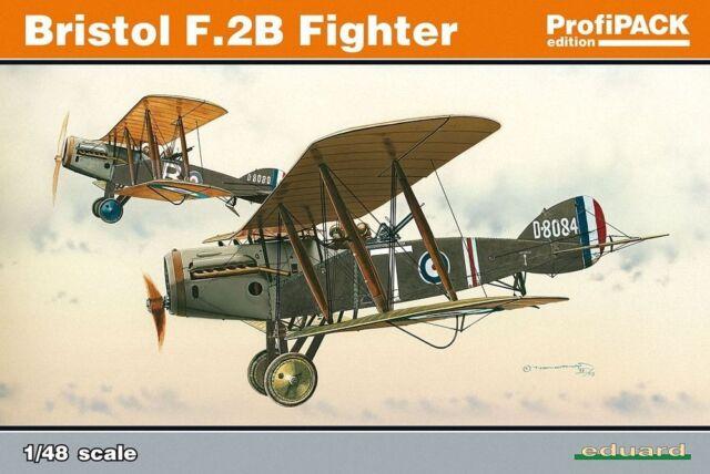 EDK8127 - Eduard Profipack 1:48 - Bristol Fighter