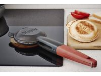 Diablo Toasted Cheese Toastie Grill Snack Maker