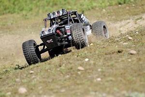 Reely Dune Fighter  1:5 RC Modellauto Benzin Buggy Heckantrieb RtR 2,4 GHz