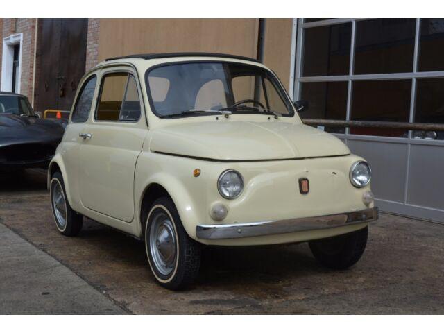 Image 1 of Fiat: 500 White 20969