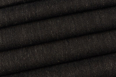 Laura Ashley Ascot Stripe charcoal Fabric Remnant