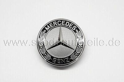 NEU Mercedes Emblem Motorhaube A2128170316 - original - Mercedes-Benz