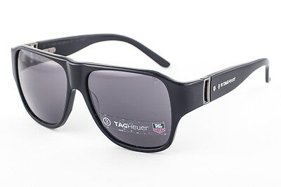 Tag Heuer 9100 Black / Gray Maria Sharapova Sunglasses TH9100 102