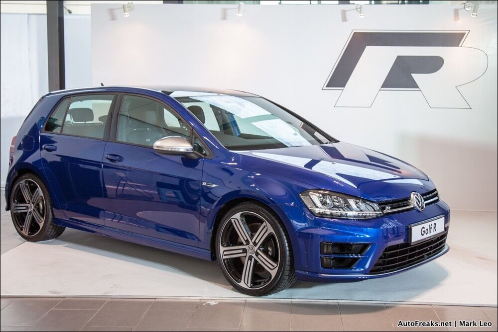 Mk7 Golf R >> Volkswagen Golf Mk7 R Parts Wanted Gti Gtd R Damaged Replica In