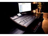 Tascam DM3200 mixing desk