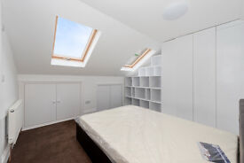 In the final stages of a full refurbishment, this one bedroom flat is on Overhill Road.