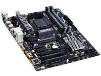 GA-970A-UD3P Mobo Complete with AMD FX6300 Black Edition 6 Core, 8gb DDR3 Ram,500gb HDD with Win10