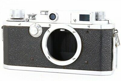 Canon 4S IVS Rangefinder Camera Body Leica LTM39 69591 Rare AS-IS