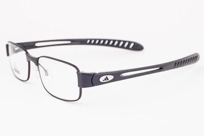Adidas A887 40 6057 Black Eyeglasses 887 406057
