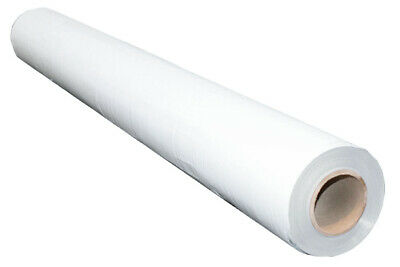 500sqft Solid White Vapor Radiant Barrier Attic Foil Reflective Insulation 4ft