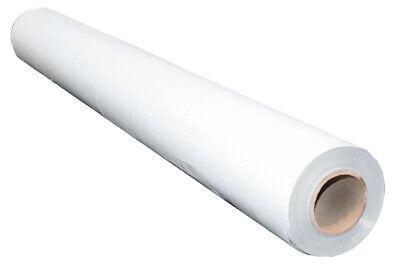 500sqft Solid White Vapor Radiant Barrier Attic Foil Reflective Insulation 4ft