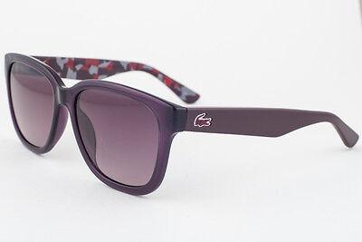 Lacoste Violet / Violet Gradient Sunglasses L796S 514