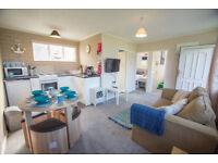 Holiday chalet sleeps 4 New Quay West Wales