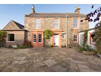Lovely Unique 5 Bedroom Period House for Sale, Friockheim, Angus
