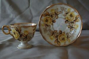 Vintage Tea Cup & Saucer/Tasse thé & Soucoupe Gatineau Ottawa / Gatineau Area image 3