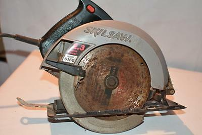 Skilsaw Corded Circular Saw 5150 7 1 4 Quot Blade 10 Amps