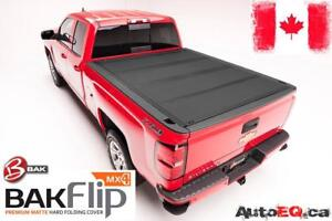 BAKFlip MX4 Hard Folding Tonneau Cover (Open Box) | RAM F150 F250 Silverado Sierra Tundra Tacoma Titan Colorado Canyon