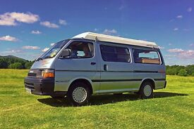Toyota Hiace Devon Sunrise Campervan 1992, MOT July 18, great condition, ready to go