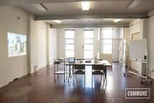 Workshop, Networking, Team Bonding, Brainstorming work space Erskineville Inner Sydney Preview