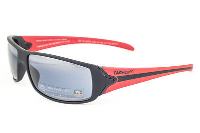Tag Heuer Racer Black & Red / Watersport Polarized Sunglasses 9205 409