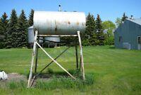 Farm Fuel Tank - Yorkton Area