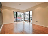 A newly built flat on one of the most popular roads in East Dulwich.