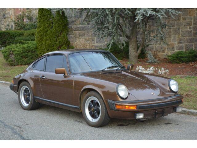 Imagen 1 de Porsche: Other brown