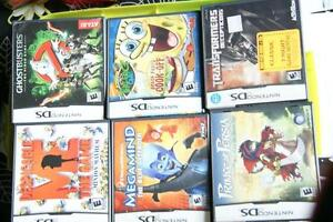 DS games for $8.00 each. New price $5. each! Stratford Kitchener Area image 1