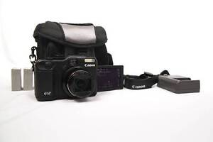 Canon G12 camera for sale – almost new Rosanna Banyule Area Preview