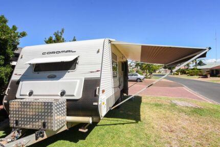 Semi Off Road Caravan Bunbury Bunbury Area Preview