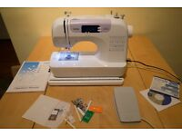Brother BC2100 Computerised Sewing Machine