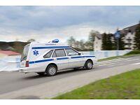 Fso Polonez Ambulance