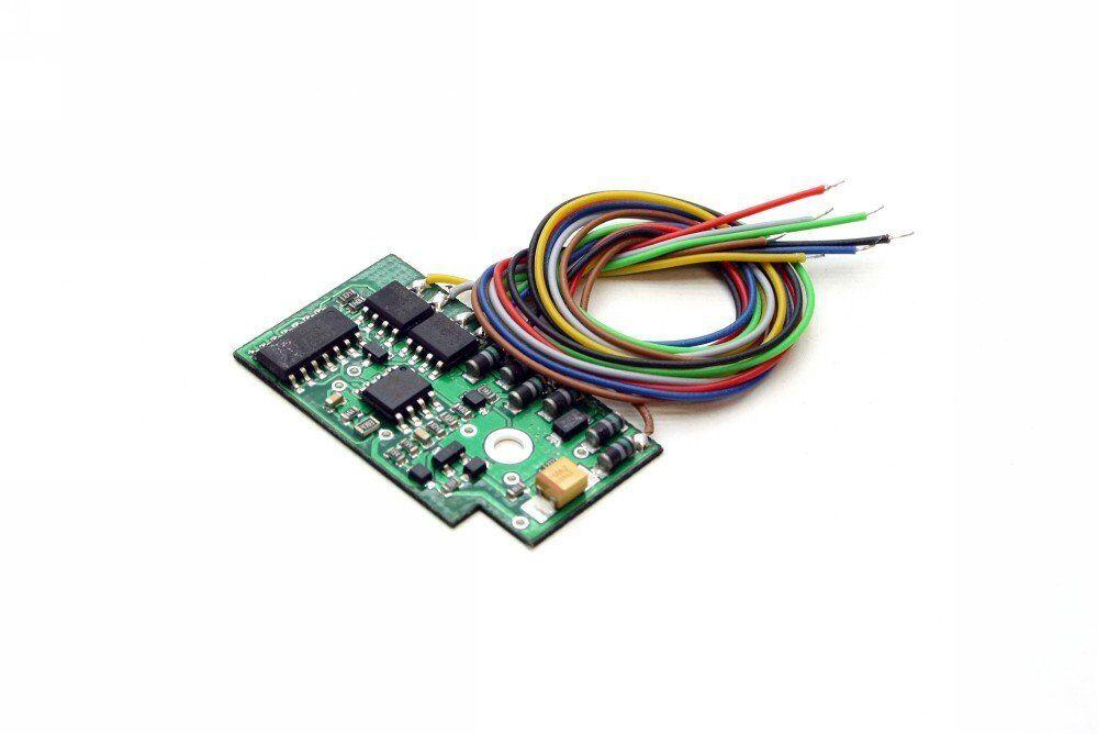 MTC//21pol mfx//DCC//MM E - Lok Sound Decoder mSD3 Märklin H0 60977 OVP neu