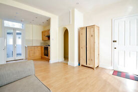 Spacious and situated on Tyrrell Road - one bedroom garden flat