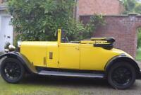 1930 Talbot 14 45 DROP HEAD Petrol Manual