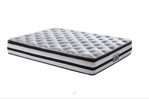 Supreme Natural Latex Pocket Spring Mattress King/Queen From $450 Springvale Greater Dandenong Preview