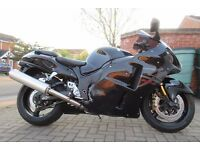 SUZUKI GSX 1300 R HAYABUSA K7 VERY GOOD CONDITION READY TO GO