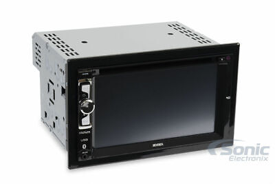 Jensen VX2529 Double Din Bluetooth DVD/CD Car Audio Stereo In-dash Receiver