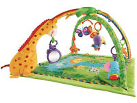 FISHER PRICE RAINFOREST BABY GYM Excellent Condition