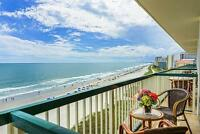 Ocean Front  Resort in Myrtle Beach 4 days and 3 nights