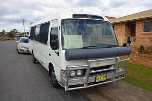 1996 Toyota Coaster Long Wheelbase Motorhome Nambucca Heads Nambucca Area Preview
