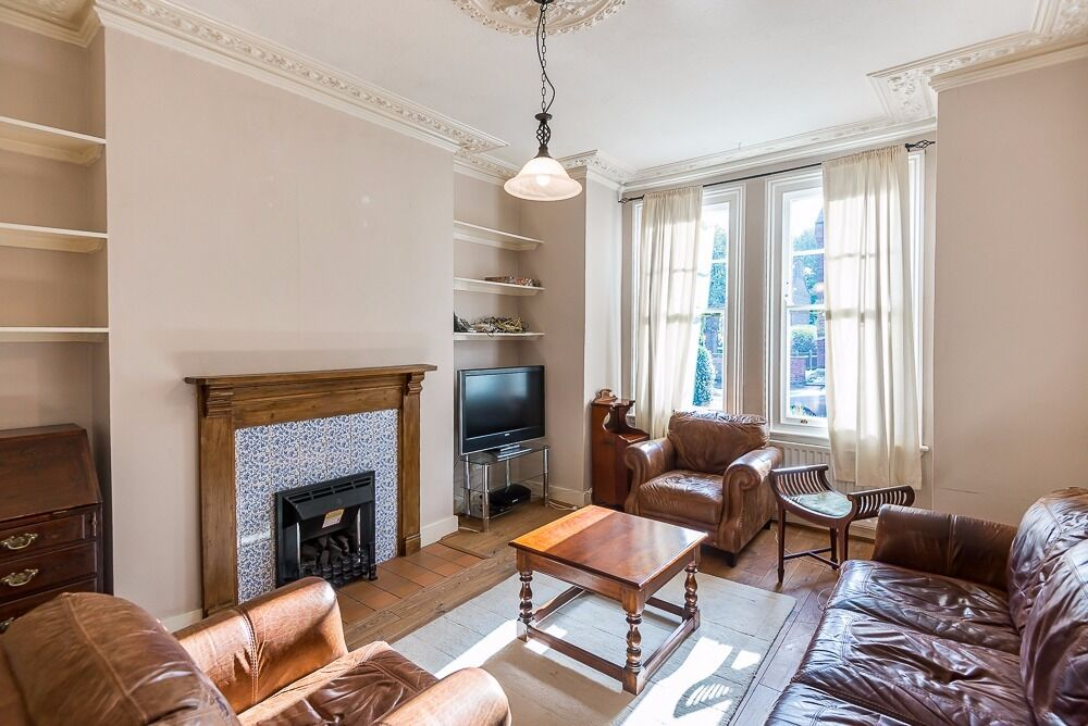 LOVELY 2 DOUBLE BEDROOM GARDEN FLAT LOCATED ON A SOUGHT AFTER ROAD A SHORT WALK TO TUFNELL PARK TUBE