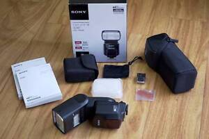 Sony Flash HVL-F60M for A7 series A77M2 A99 A58 A6000 A6300 Minchinbury Blacktown Area Preview